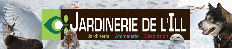 Jardinerie de l'Ill Logo
